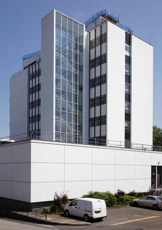 Renold Building, University of Manchester, Altrincham Street