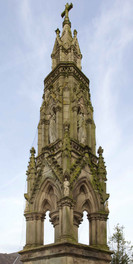 Countess of Ellesmere Memorial, Manchester Road, Walkden, Salford