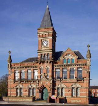 Stretford Public Hall, Chester Rd, Stretford