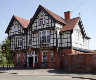 Ye Golden Lion, Old Market Street, Blackley