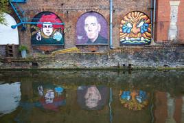 Hope Mill, Ashton Canal, Ancoats