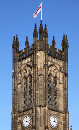 Manchester Cathedral, Victoria Street