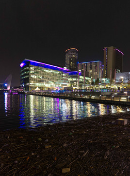 Media city, Salford Quays