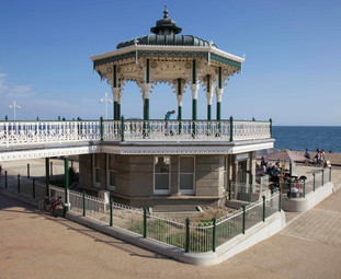 Bandstand, King's Road, Brighton