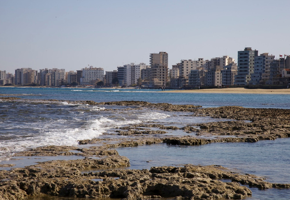 Varosha from Palm Beach