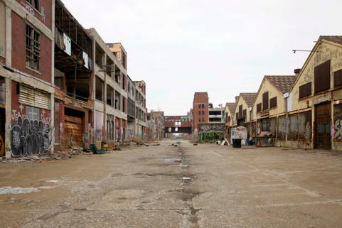 Packard Plant, Detroit