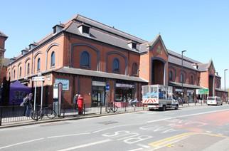 Wigan market hall, Mesnes Street, Wigan