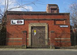Substation, Eskrick Street, Halliwell, Bolton