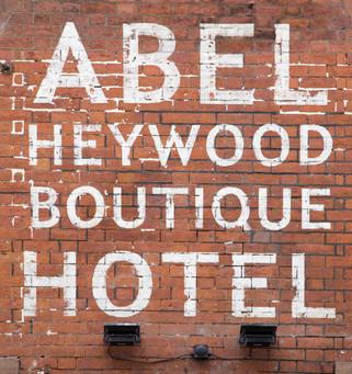 Abel Heywood Hotel, Turner Street, Northern Quarter