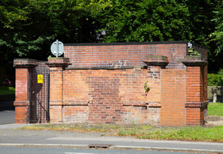 Substation, Bury New Road, Broughton, Salford