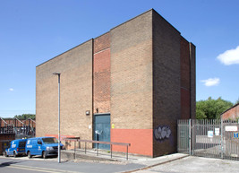 Substation, Gould Street, Angel Meadow