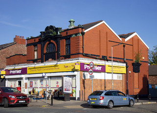 Stockport Industrial & Equitable Cooperative Society Ltd, Stockport Road, Cheadle Heath, Stockport