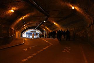 Arches beneath the GMex Centre