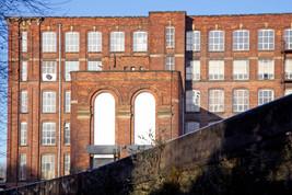 Guide Bridge Mill, Ashton Canal, Guide Bridge, Ashton-Under-Lyne
