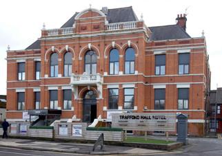 Trafford public hall, Talbot Road, Old Trafford
