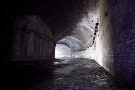 Irk culvert under Victoria Station