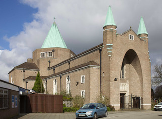 St Anthony's Roman Catholic Church, Portway, Wythenshawe