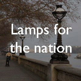 Representing the nation: the Thames Embankment lamps
