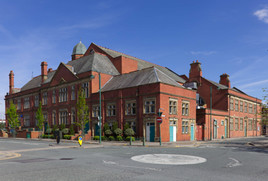 Hyde Town Hall, Water Street, Hyde