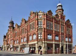 Pendleton Co-operative Industrial building, Broughton Road, Pendleton, Salford
