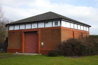 Substation, Queen's Park, Bolton