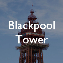 A seaside icon: the Blackpool Tower