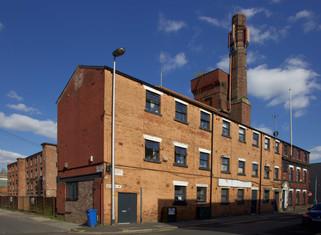 Former mill, Bentick Street, Ashton-under-Lyne