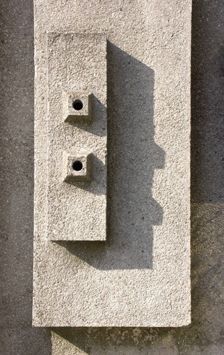 Concrete decoration, Cooperative building, Corporation Street