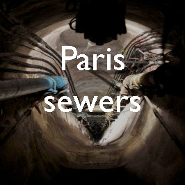 The intestine of Leviathan: visiting the Paris sewers
