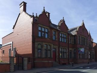 Former police station, Victoria Street, Chadderton, Oldham