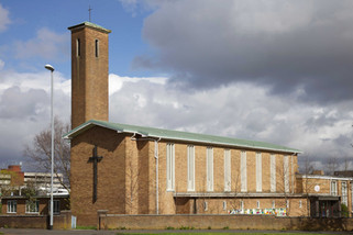 St Andrews Methodist Church, Simonsway, Wythenshawe