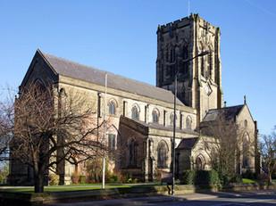 St Margaret's Church, Dunham Road, Dunham Massey, Trafford