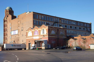 Ram Mill, Osborne Street, Chadderton, Oldham