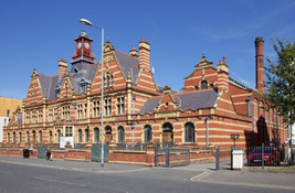 Victoria Baths, 22 Hathersage Road, Longsight