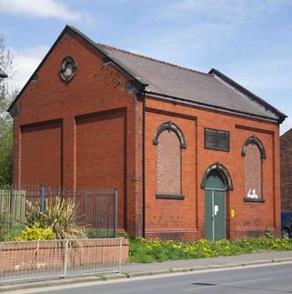 Substation, Mason Street, Horwich