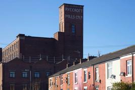 Ryecroft Mills, Ryecroft Street, Guide Bridge, Ashton-under-Lyne