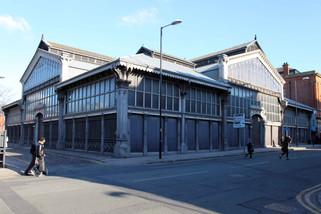 Upper Campfield Market, Liverpool Road