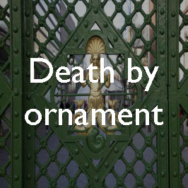 Death by ornament: the Sailors' Home gates, Liverpool