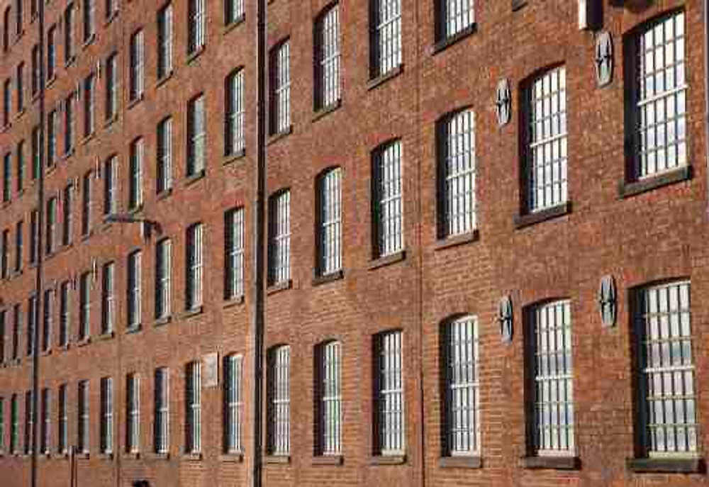 5. Old Mill, Ancoats, 1798-1801.