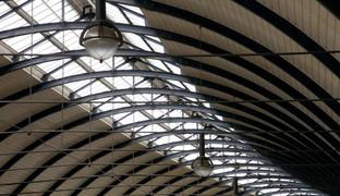 Newcastle railway station
