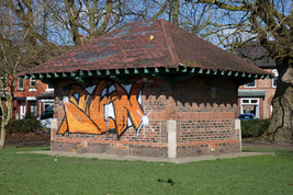 Substation, Ashton Park, Glebelands Road, Ashton-upon-Mersey, Trafford