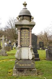 Crompton Cemetery, Fraser Street, Crompton, Oldham