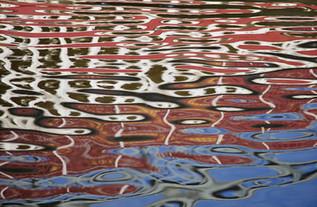 Reflections, Bridgewater Canal, Castlefield Basin