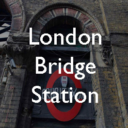 Architecture and history: London Bridge station