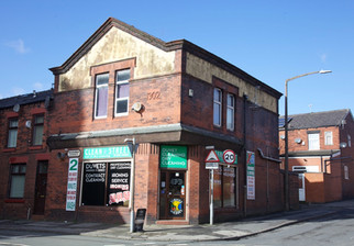 Bolton Co-operative Society building, Bridgeman Street, Bolton