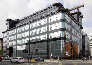 Daily Express Building, Great Ancoats Street, Ancoats