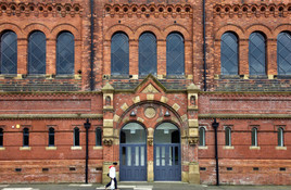 Ashton old baths, Henry Square, Ashton-under-Lyne