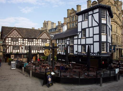 Tudor Manchester: wrecks and relics