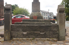 Stocks, Market Place, Standish