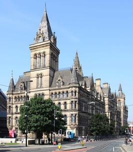 Manchester Town Hall, Princess Street.jp
